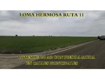 LOTES 100 % FINANCIADOS EN LOMA HERMOSA