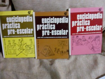 Vendo 3 tomos enciclopedia