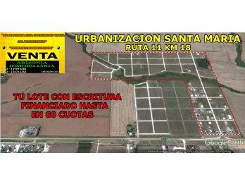 ULTIMOS LOTES CON PLANO Y ESCRITURA EN COLONIA ENSAYO