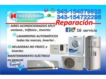 Service de Refrigeración Multimarca