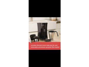 Cafetera personal black n decker
