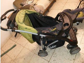 Cochecito Bebe Marca Kiddy C30 Travel System con huevito