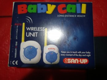 Oferta baby call san-up