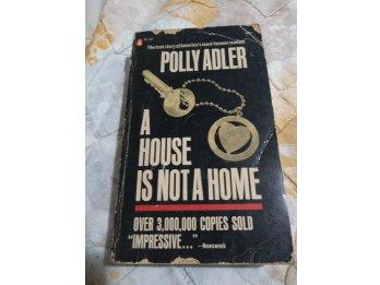Libro en inglés A HOUSE IS NOT A HOME