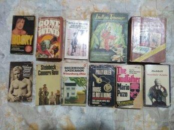 Lote 11 libros clásicos EN INGLES!!