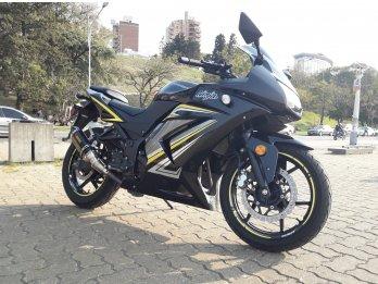 Vendo Kawasaki Ninja 250R 2012