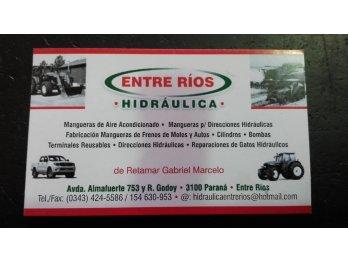HIDRAULICA ENTRE RIOS