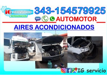 Aire automotor