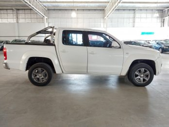 VOLKSWAGEN AMAROK HIGHLINE PACK AT 4X4 2013