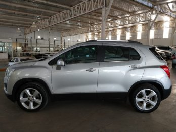 CHEVROLET TRACKER LTZ PLUS AT 4X4 2016