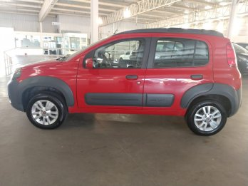 FIAT UNO WAY ATTRACTIVE 1.4 NAFTA 2011