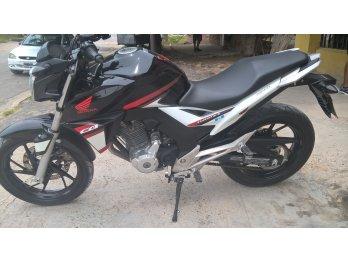 Honda cb250 new twister