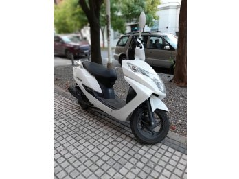 Vendo Honda Elite 125 Impecable Estado !