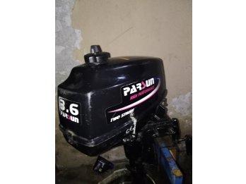 Vendo motor fueraborda 3.3 hp