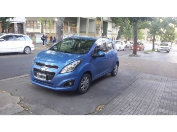 CHEVROLET SPARK - IMPECABLE 27500KM