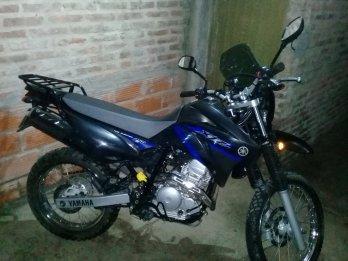 Me venden Yamaha Lander XTZ 250