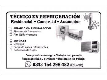 Service de refrigeracion