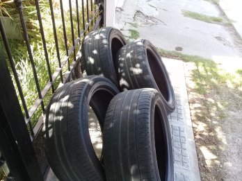 Michelin 225/45/17 particular vendo