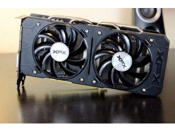 R9 380 2 Gb. DDR5 XFX doble disipación -  1 año de uso