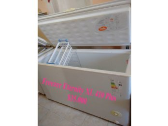Freezer Gafa Eternity XL 410 plus