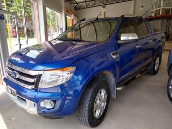 RANGER 4X4 LTD 2013 vendo-permuto-financio