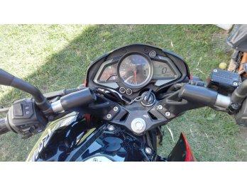 Vendo Rouser NS 200cc - 19mil km