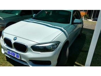 BMW 118i (serie 1) 2017 AT8. Como nuevo. Recibo usado