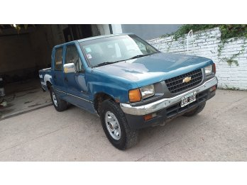 Chevrolet luv 4x4 gnc !