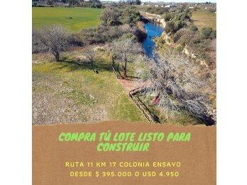 TOMAMOS TU DOLAR A $80, INVERTI EN TIERRA ALTA
