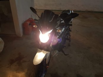 Vendo MT03 Impecable