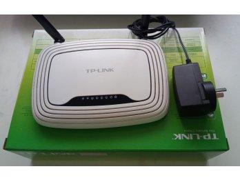 Vendo Ruter WIFI Ethernet TL WR841N