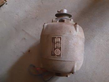 Motor lavarropa