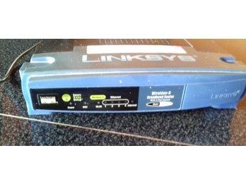 Router Wifi Linksys Modelo WRT54G