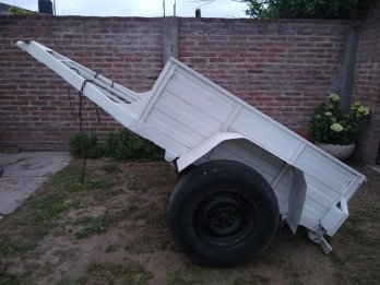 |VENDO| Trailer p/transporte hasta 800 kg.