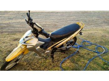 Vendo moto zanella para repuesto
