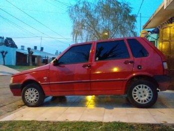 2008 Fiat Uno Fire 1.3