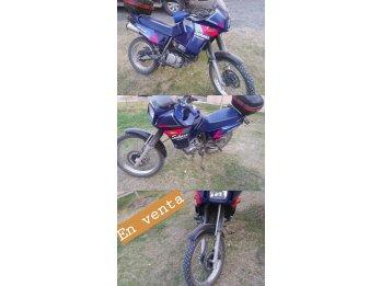 VENDO HONDA SAHARA 350
