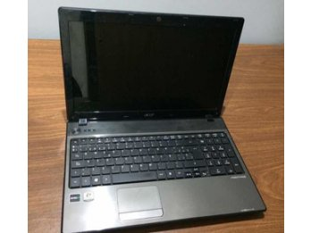 display notebook acer aspire 5251-1080 15,6