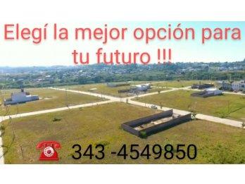 OPORTUNIDAD !! Vendo Terrenos Zona Paracao