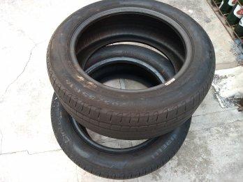 Vendo neumáticos 205 55 r16