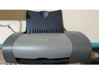 Vendo impresora Lexmark Z603