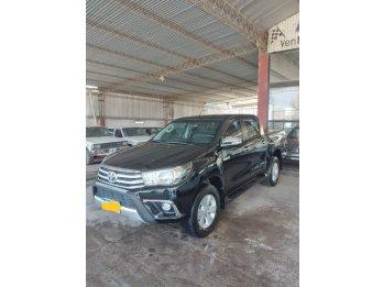 VENDO Toyota Hilux SRV excelente estado