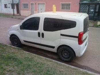 Fiat qubo 2013 gnc 5ta
