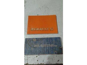MANUAL DEL USUARIO DE RENAULT 12