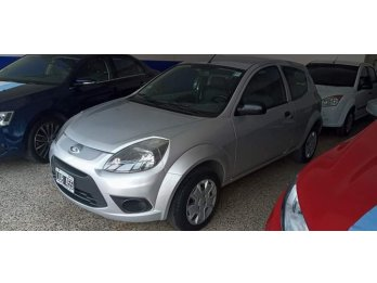 Vendo Ford Ka 1.6 Fly Pulse Full. Permuto Financio