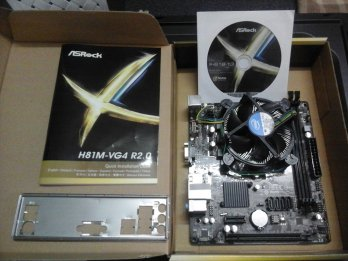 Vendo Intel Core i3 + Mother Asrock ¡¡Nuevo!!