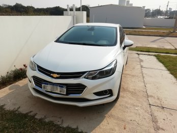 Vendo Impecable Cruze ll 1.4T Ltz MT