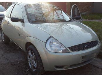 Ford Ka Tatoo en excelente estado