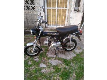 VENDO MOTOMEL MAX 110 5MIL KMS