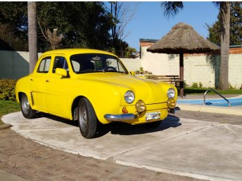 Gordini modelo 70 impecable